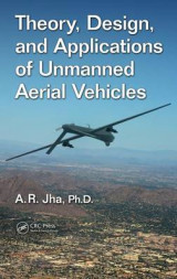 Omslag - Theory, Design, and Applications of Unmanned Aerial Vehicles
