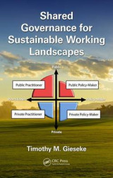 Omslag - Shared Governance for Sustainable Working Landscapes