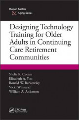 Omslag - Designing Technology Training for Older Adults in Continuing Care Retirement Communities
