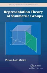 Omslag - Representation Theory of Symmetric Groups