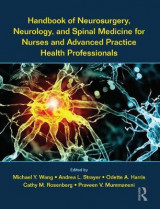 Omslag - Handbook of Neurosurgery, Neurology, and Spinal Medicine for Nurses and Advanced Practice Health Professionals