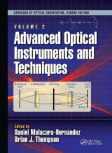 Omslag - Advanced Optical Instruments and Techniques