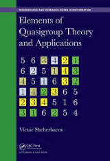 Omslag - Elements of Quasigroup Theory and Applications