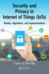 Omslag - Security and Privacy in Internet of Things (Iots)