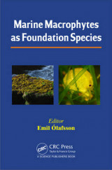 Omslag - Marine Macrophytes as Foundation Species