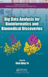 Omslag - Big Data Analysis for Bioinformatics and Biomedical Discoveries