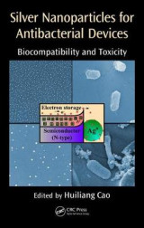 Omslag - Silver Nanoparticles for Antibacterial Devices