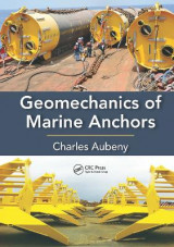 Omslag - Geomechanics of Marine Anchors