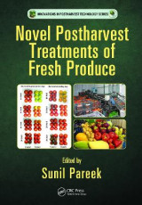 Omslag - Novel Postharvest Treatments of Fresh Produce