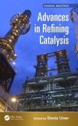 Omslag - Advances in Refining Catalysis