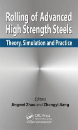 Omslag - Rolling of Advanced High Strength Steels