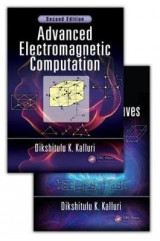 Omslag - Electromagnetic Waves, Materials, and Computation with MATLAB (R), Second Edition, Two Volume Set