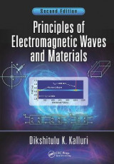 Omslag - Principles of Electromagnetic Waves and Materials, Second Edition