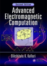 Omslag - Advanced Electromagnetic Computation, Second Edition