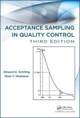Omslag - Acceptance Sampling in Quality Control