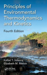 Omslag - Principles of Environmental Thermodynamics and Kinetics, Fourth Edition