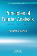 Omslag - Principles of Fourier Analysis