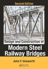 Omslag - Design and Construction of Modern Steel Railway Bridges