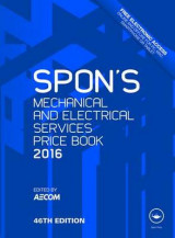 Omslag - Spon's Mechanical and Electrical Services Price Book 2016