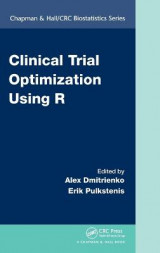 Omslag - Clinical Trial Optimization Using R