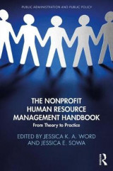 Omslag - The Nonprofit Human Resource Management Handbook