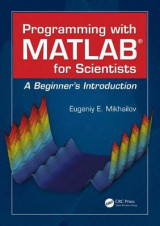 Omslag - Programming with MATLAB for Scientists