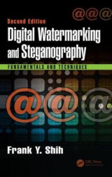 Omslag - Digital Watermarking and Steganography