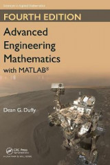 Omslag - Advanced Engineering Mathematics with Matlab, Fourth Edition