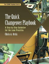 Omslag - The Quick Changeover Playbook