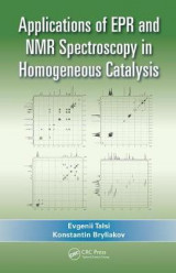 Omslag - Applications of EPR and NMR Spectroscopy in Homogeneous Catalysis