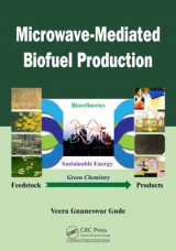 Omslag - Microwave-Mediated Biofuel Production
