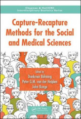 Omslag - Capture-Recapture Methods for the Social and Medical Sciences