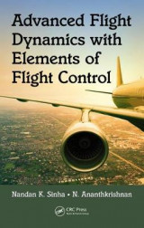Omslag - Advanced Flight Dynamics with Elements of Flight Control
