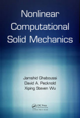 Omslag - Nonlinear Computational Solid Mechanics