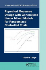 Omslag - Repeated Measures Design with Generalized Linear Mixed Models for Randomized Controlled Trials