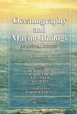 Omslag - Oceanography and Marine Biology: Volume 54