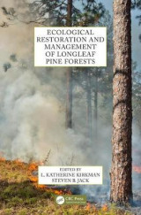Omslag - Ecological Restoration of Longleaf Pine
