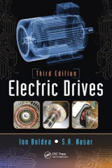 Omslag - Electric Drives, Third Edition