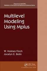 Omslag - Multilevel Modeling Using Mplus