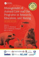 Omslag - Management of Animal Care and Use Programs in Research, Education, and Testing