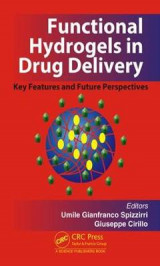 Omslag - Functional Hydrogels in Drug Delivery