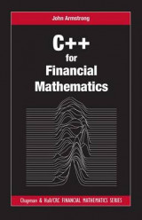 Omslag - C++ for Financial Mathematics
