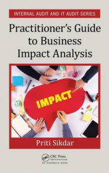 Omslag - Practitioner's Guide to Business Impact Analysis