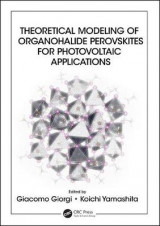 Omslag - Theoretical Modeling of Organohalide Perovskites for Photovoltaic Applications