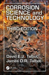 Omslag - Corrosion Science and Technology, Third Edition