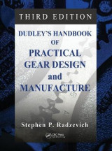 Omslag - Dudley's Handbook of Practical Gear Design and Manufacture