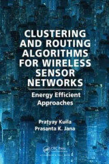 Omslag - Clustering and Routing Algorithms for Wireless Sensor Networks