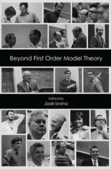 Omslag - Beyond First Order Model Theory