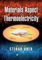 Omslag - Materials Aspect of Thermoelectricity