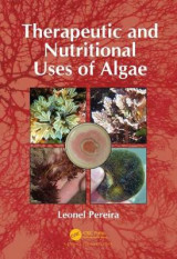 Omslag - Therapeutic and Nutritional Uses of Algae